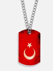 Turkey Dog Tags