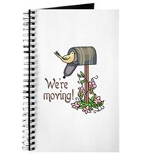 WERE MOVING Journal