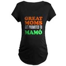Great Moms Promoted Mamo Maternity T-Shirt