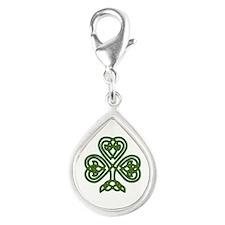 Celtic Shamrock - St Patricks Day Charms