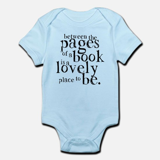 Between the Pages Infant Bodysuit