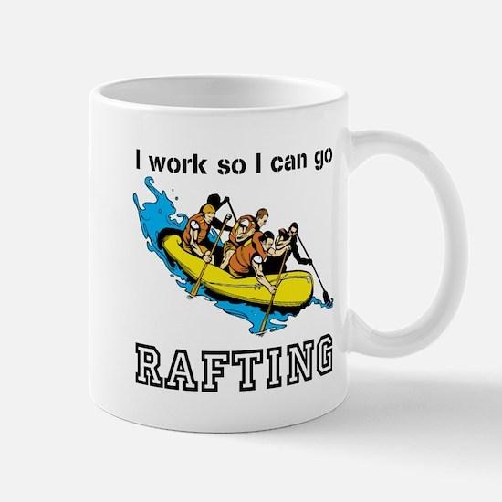 Rafting Mugs