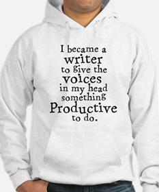 Something Productive Jumper Hoody