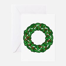 Celtic Wreath Greeting Cards (Pk of 20)