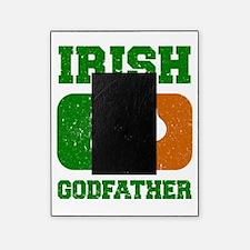 Irish Flag Shamrock Picture Frame