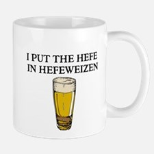 Funny Wheat beer Mug