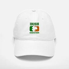 Irish Godfather Shamrock Flag Baseball Baseball Cap