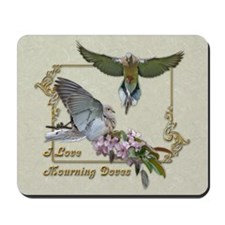 Mourning Doves Mousepad