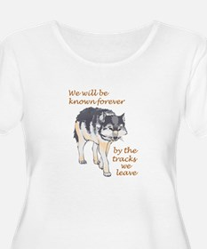 WE WILL BE KNOWN Plus Size T-Shirt