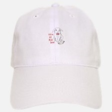 WERE ALL MAD HERE Baseball Baseball Baseball Cap