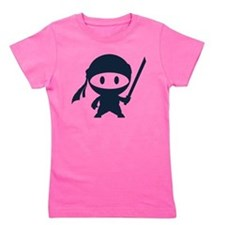 Unique Ninja Girl's Tee