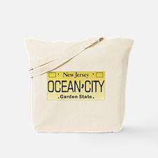 Ocean City NJ Tag Giftware Tote Bag