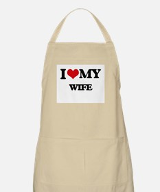 I love my Wife Apron