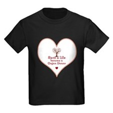Save a Life Heart Tree T