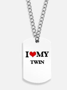 I love my Twin Dog Tags