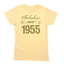 Fabulous Since 1955 Girl's Tee