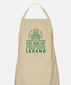 Murray, A True Celtic Legend Apron