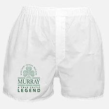 Murray, A True Celtic Legend Boxer Shorts