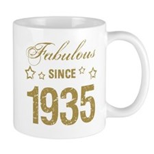 Fabulous Since 1935 Mug