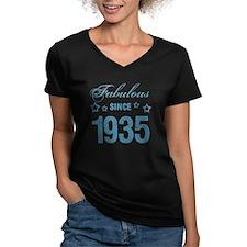 Fabulous Since 1935 Shirt