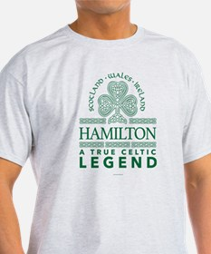 Hamilton, A True Celtic Legend T-Shirt