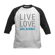 Soil Science Baseball Jersey