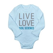 Soil Science Body Suit