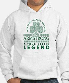 Armstrong, A True Celtic Legend Hoodie