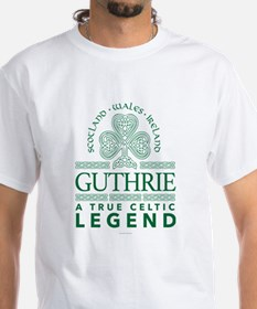 Guthrie, A True Celtic Legend T-Shirt