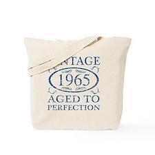 Vintage 1965 Tote Bag