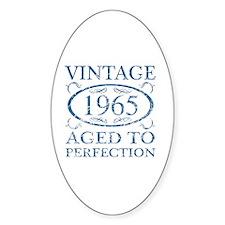 Vintage 1965 Decal