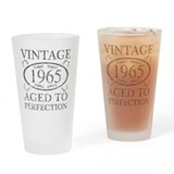 50 birthday Pint Glasses