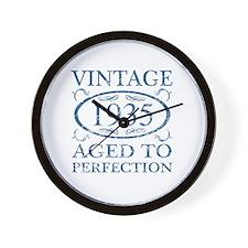 Vintage 1935 Wall Clock