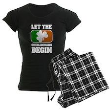 Let the Shenanigans Begin Sh Pajamas