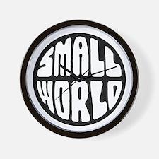 Small World Mod Wall Clock