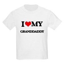 I love my Granddaddy T-Shirt