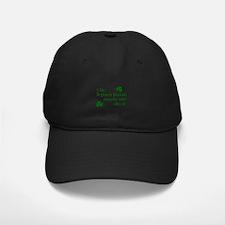 The Leprechaun Made Me Do It Baseball Hat