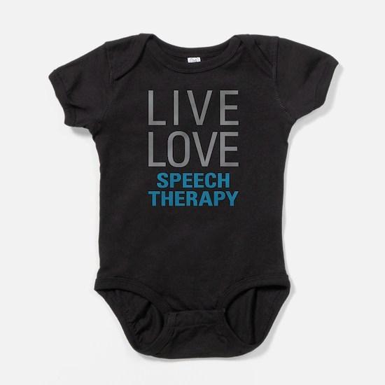 Speech Therapy Baby Bodysuit