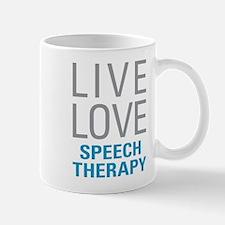 Speech Therapy Mugs