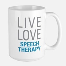 Speech Therapy Mugs