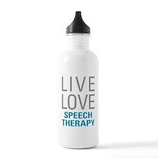 Speech Therapy Water Bottle