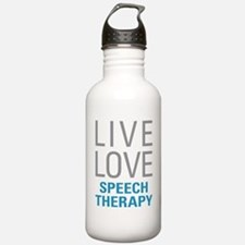Speech Therapy Water Bottle