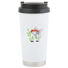 GOLDFISH SCENE Travel Mug