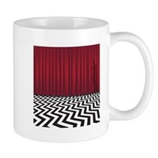 Black Lodge Waiting Room Mugs
