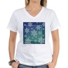 Celtic Snowflakes Shirt