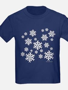 Celtic Snowflakes T
