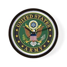 US Army Wall Clock