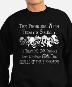 Skulls Of Our Enemies Sweatshirt (dark)