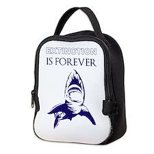 Extinction Neoprene Lunch Bag