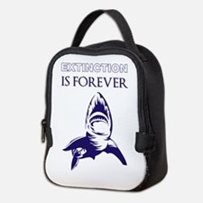 Extinction Neoprene Lunch Bag